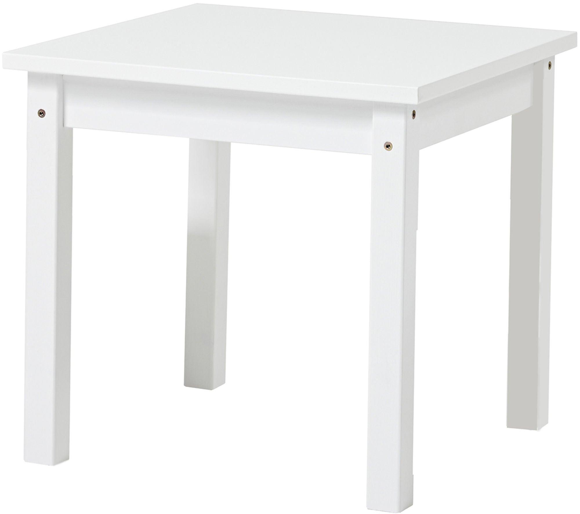 Hoppekids Lasten Pöytä MADS White