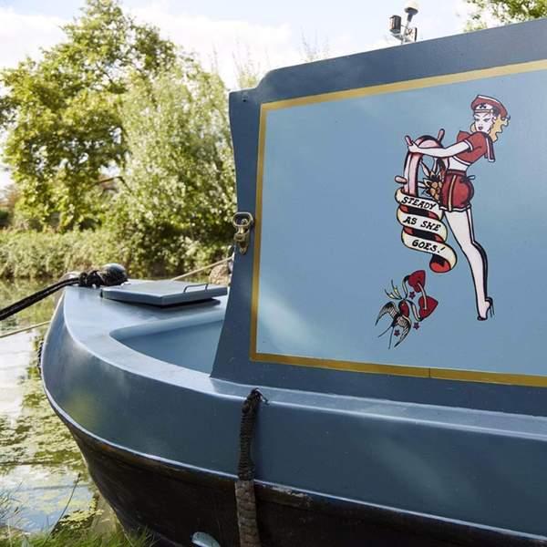 Ahoy! Experience Boat Life.