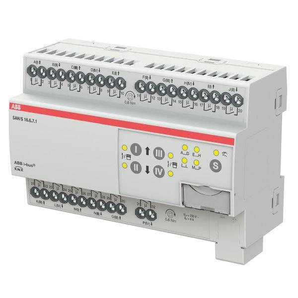 ABB 2CDG110245R0011 Combi-kytkinyksikkö 230V, 6 A Lähtöjen määrä: 16