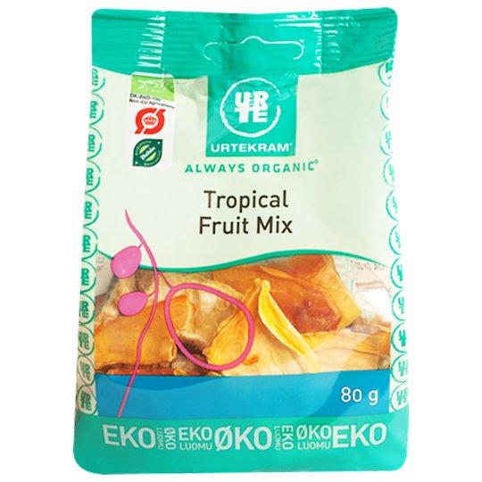 "Fruktmix ""Tropical"" 80g - 50% rabatt"