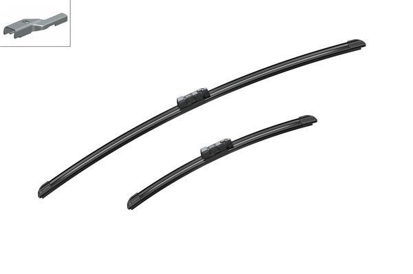 Flatbladesats A432S 650/380