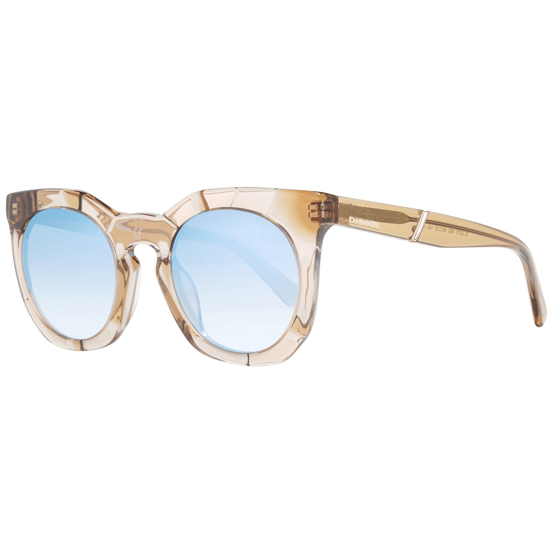 Diesel Women's Sunglasses Brown DL0270 4945G