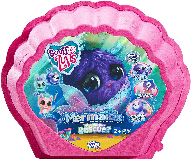 Scuff-a-luvs S6 - Mermaids (30219)