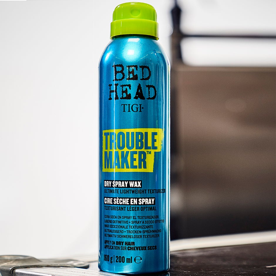 Troublemaker Spray Wax, 200 ml TIGI Bed Head Hiusvahat