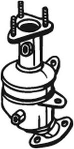 Katalysaattori, Edessä, VW BORA, BORA Variant, GOLF IV, GOLF Variant IV, 1J0131690DX, 1J0131690FX