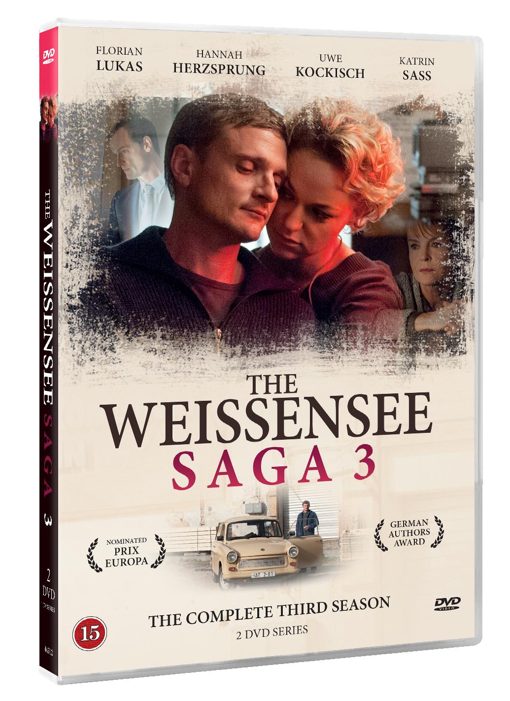 Weissensee Saga 3