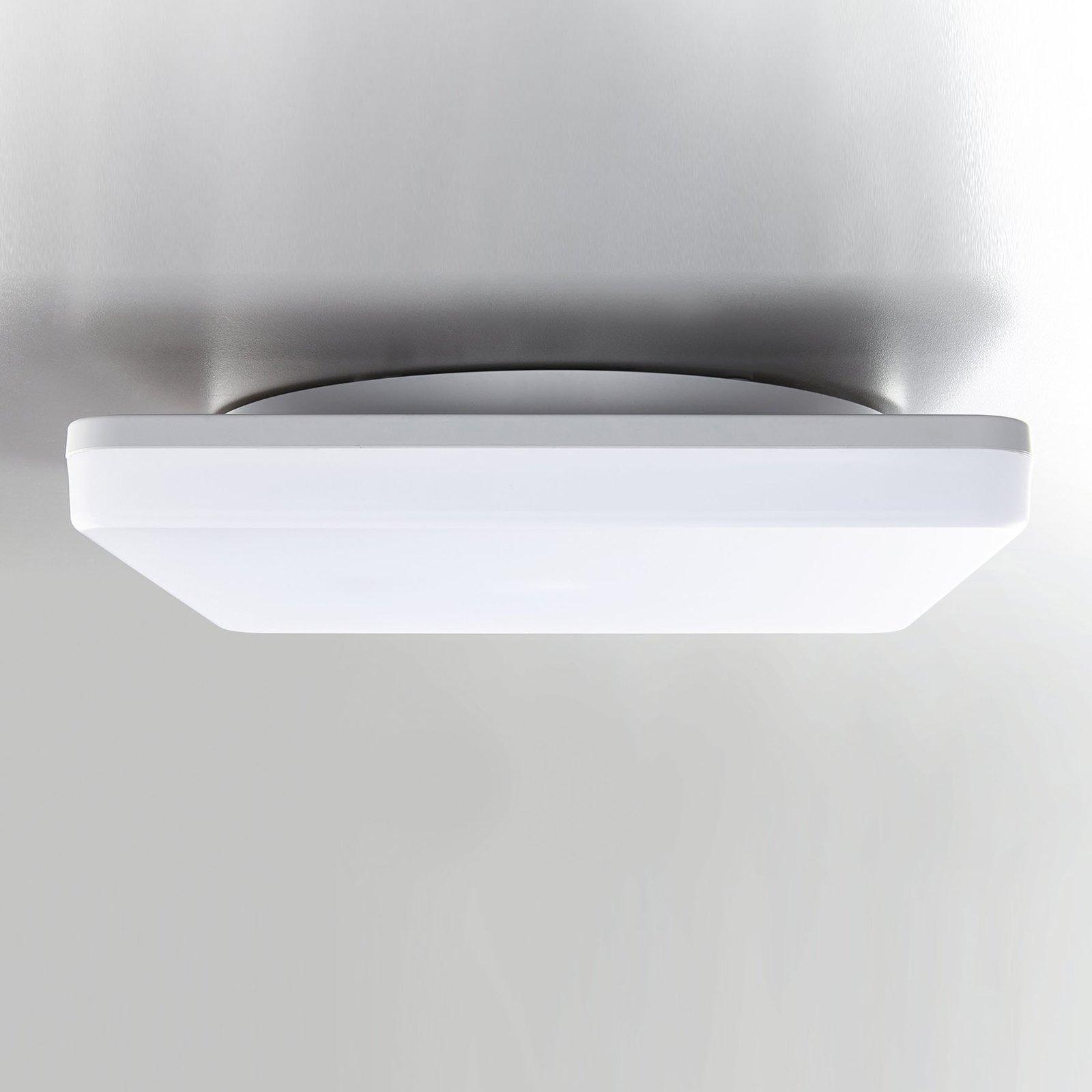 LED-taklampe Pronto 33 x 33 cm