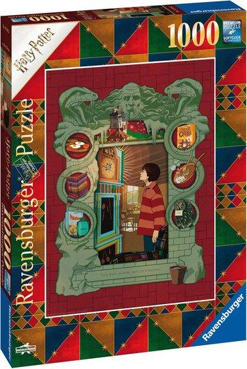 Ravensburger Puslespill Harry Potter And Weasley 1000 Brikker