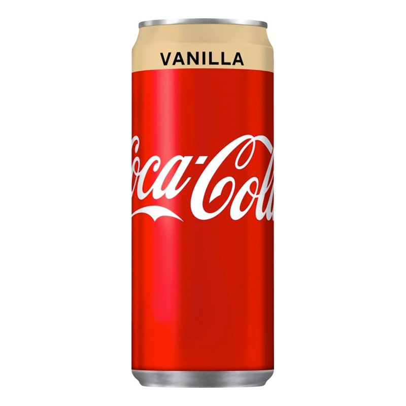 Coca-Cola Vanilla - 1-pack