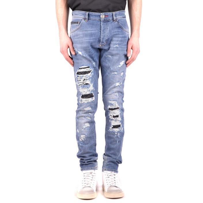 Philipp Plein Men's Jeans Blue 162288 - blue 32