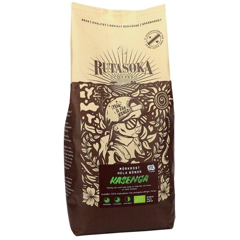 Luomu Kahvipavut Kasenga - 32% alennus