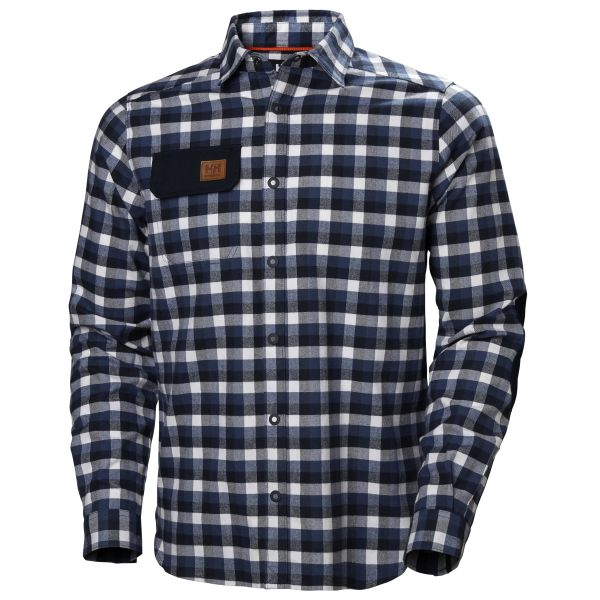 Helly Hansen Workwear Kensington Skjorte marineblå S