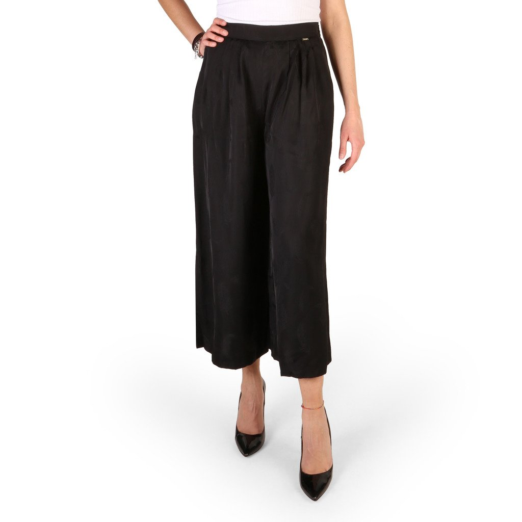 Guess Women's Trousers Black 82G110 - black 40 US