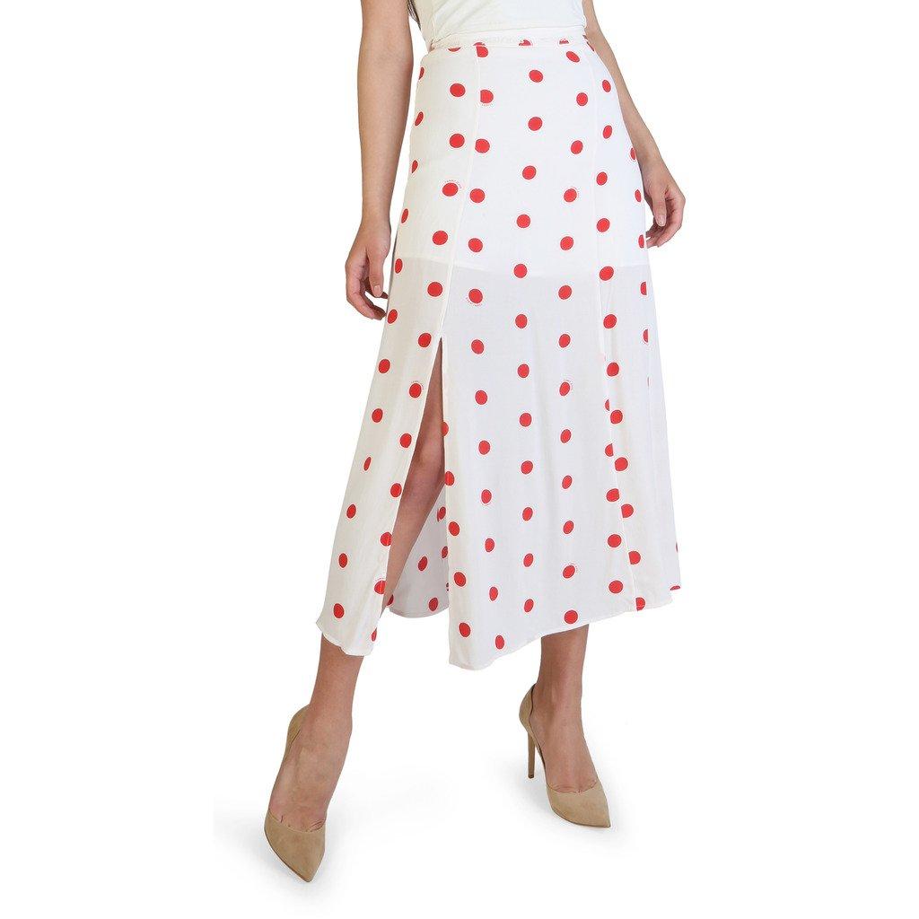 Tommy Hilfiger Women's Skirt White DW0DW09513 - white XXS