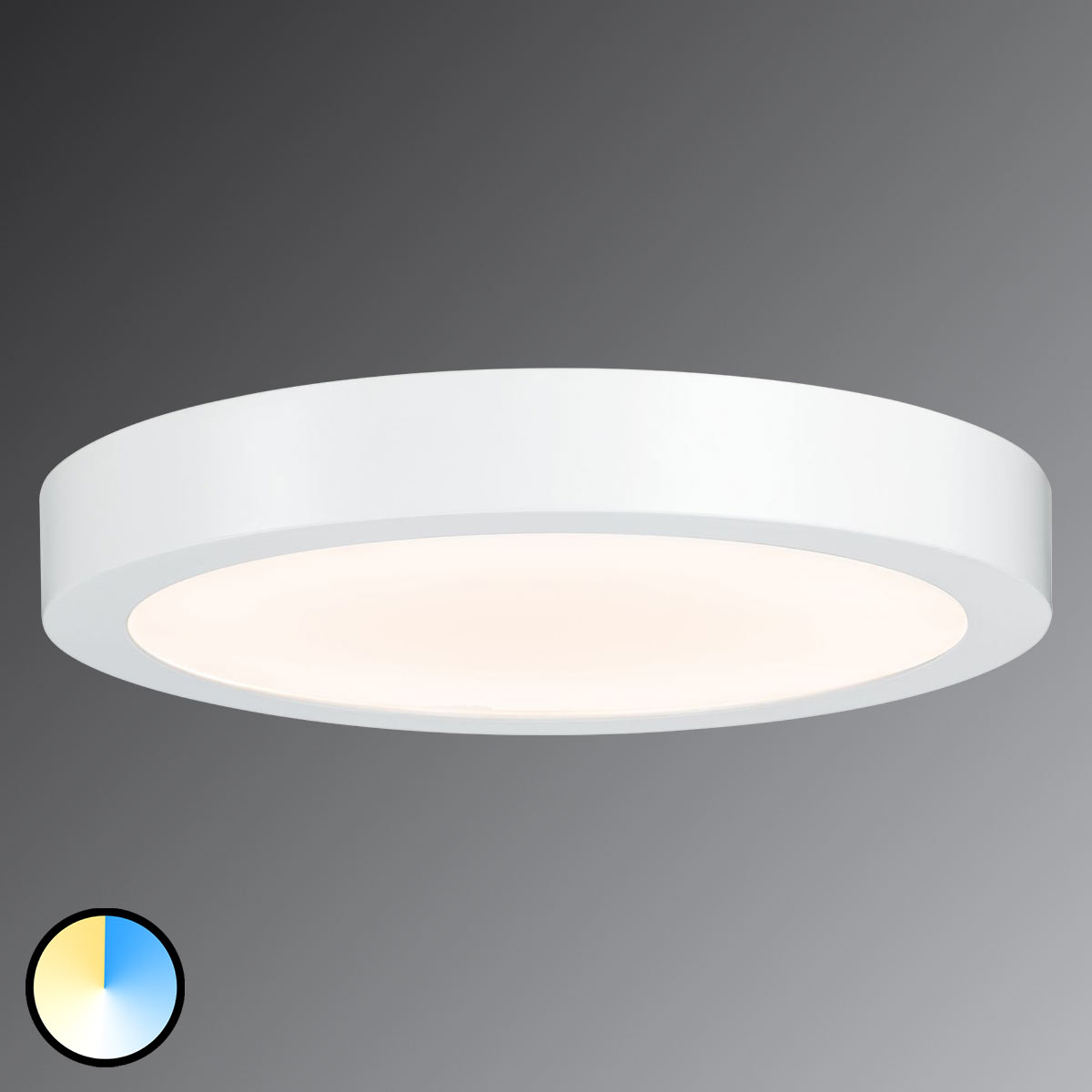Paulmann Smart Friends-LED-kattolamppu Cesena 30