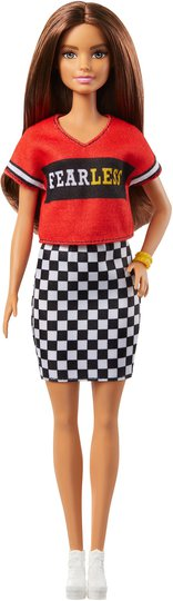 Barbie Surprise Careers Dukke Brunette