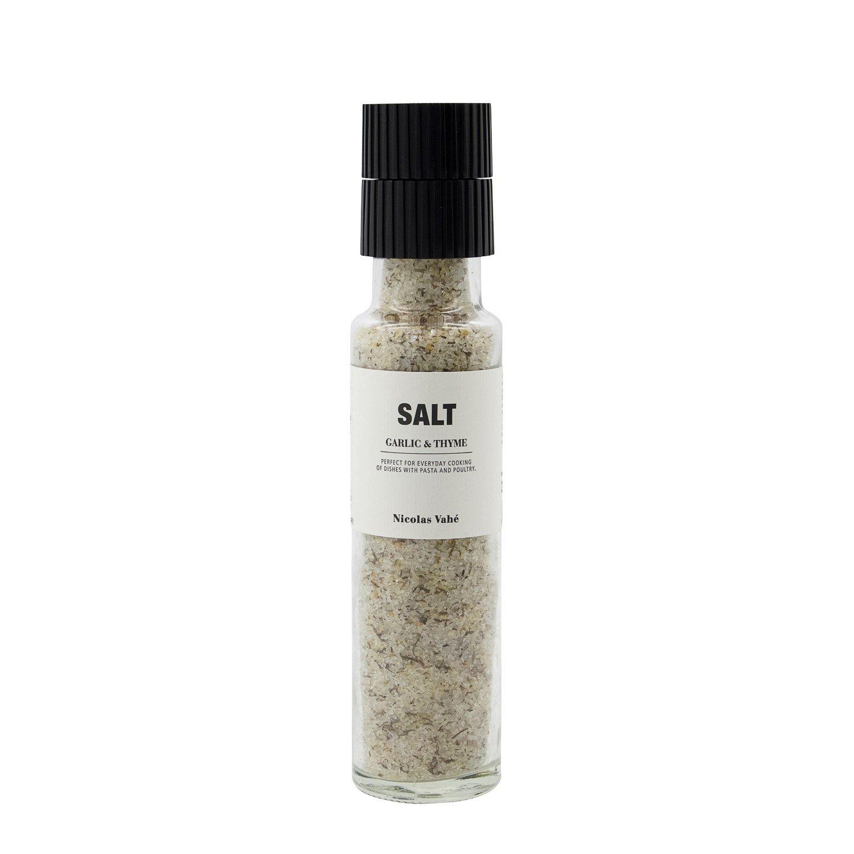 Salt med hvitløk og timian 300gr