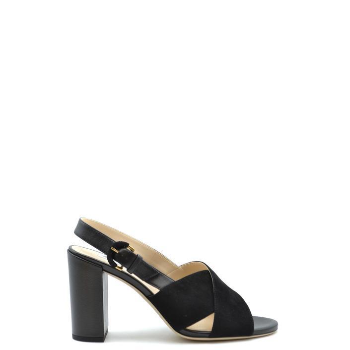 Tod`s Women's Sandal Black 169346 - black 40