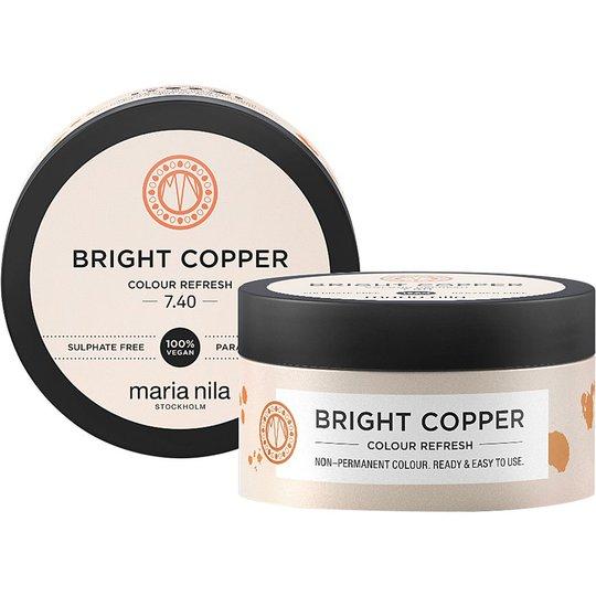 Maria Nila Colour Refresh, Bright Copper, 100 ml Maria Nila Tehohoidot