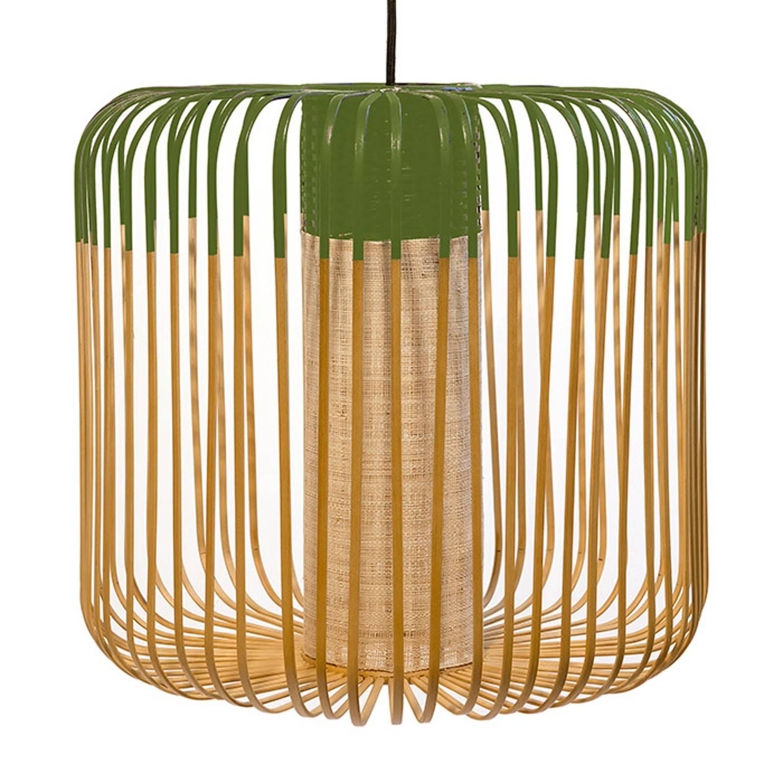 Forestier Bamboo Light M -riippuvalo 45 cm vihreä