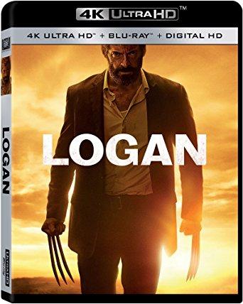 Logan (4K Blu-Ray)