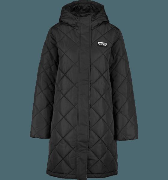 Vans W Clair Shores Puffer Jacket Mte Jackor BLACK