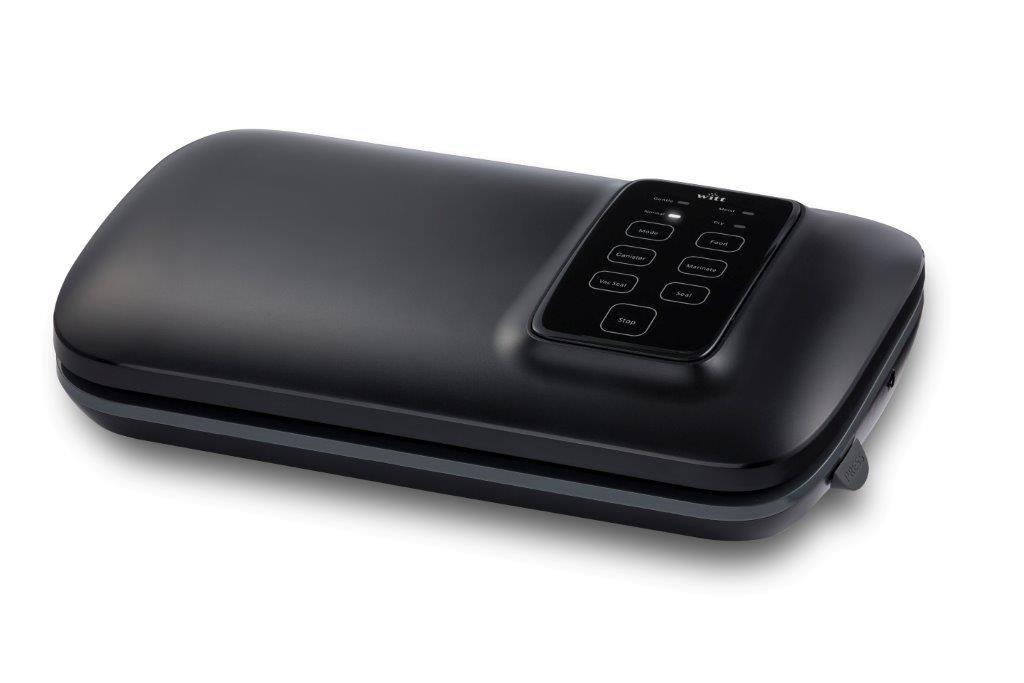 Witt - Premium Smart Vacuum Sealer - Black