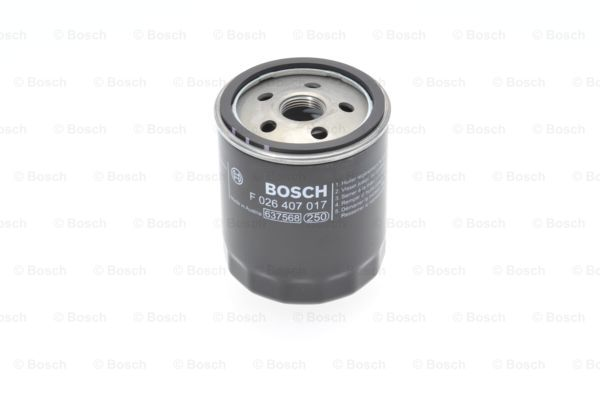 Öljynsuodatin BOSCH F 026 407 017