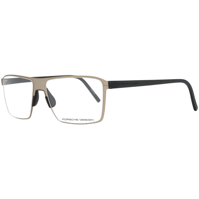 Porsche Design Men's Optical Frames Eyewear Gold P8309 56C