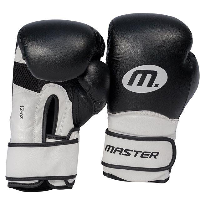 Master Fitness Boxhandske 12 Oz, Boxnings- & Thaihandskar