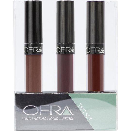 Espresso Lip Set, 6 g OFRA Cosmetics Huulipuna