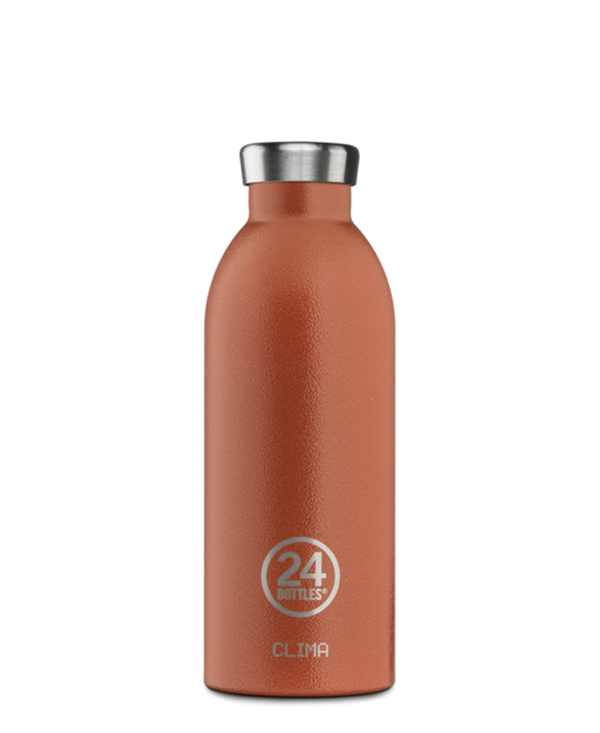 24 Bottles - Clima Bottle 0,5 L - Sunset Orange (24B187)