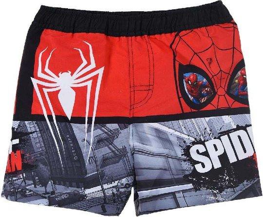 Marvel Spider-Man Badeshorts, Red, 3 År