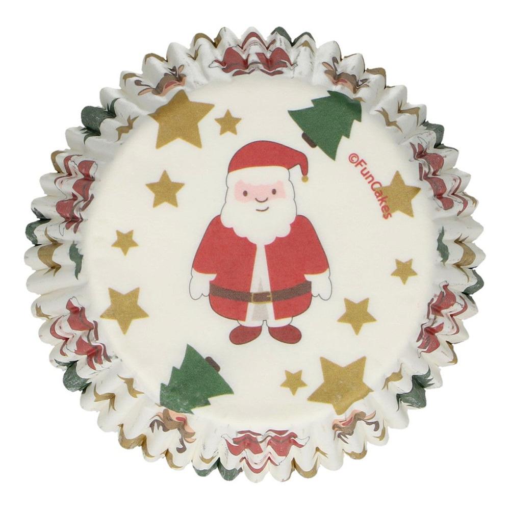 Muffinsformar Christmas - 48-pack