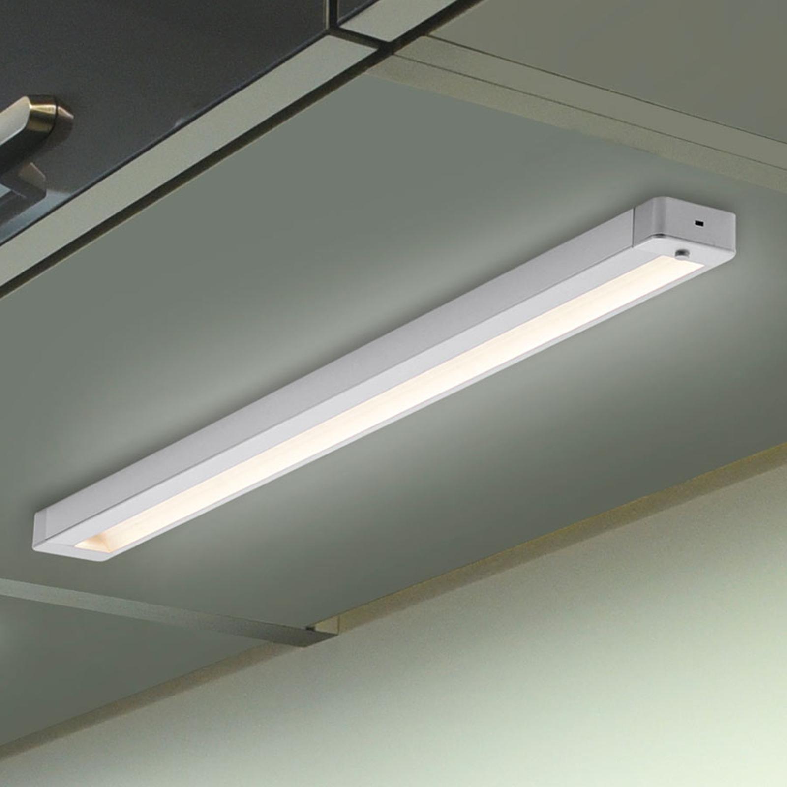 59,5 cm pitkä Helena-LED-kaapinalusvalaisin