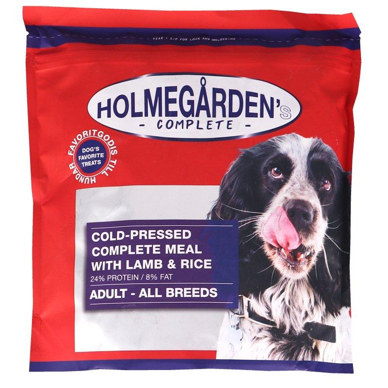 Hundfoder Lamm & Ris - 29% rabatt