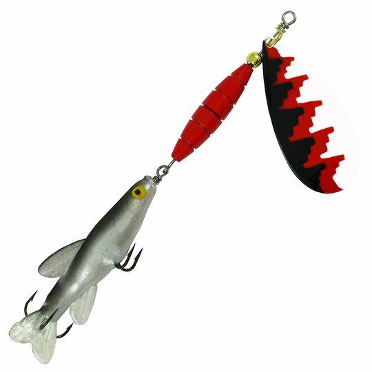 Calico Cat med fisk 13 g spinnare