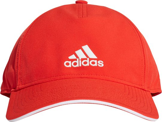 Adidas C40 Climalite Caps, Red