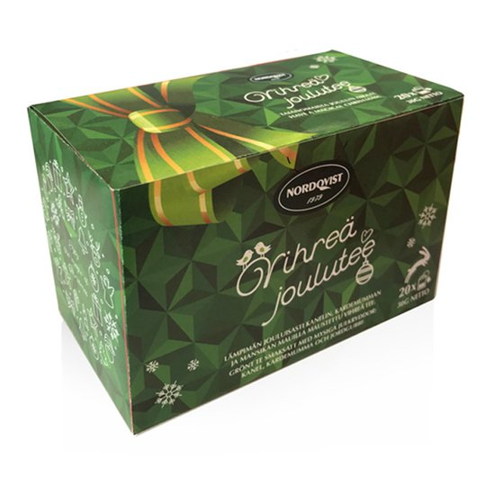 Grönt Julte - 40% rabatt