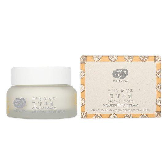 Nourishing Cream, 50 ml Whamisa Skincare Kasvovoiteet