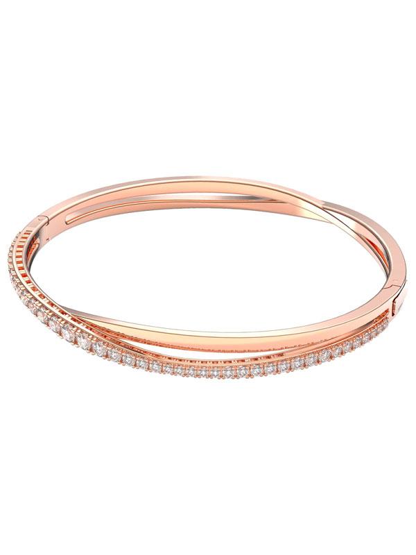 Swarovski Armband Twist - Rosé 5620552
