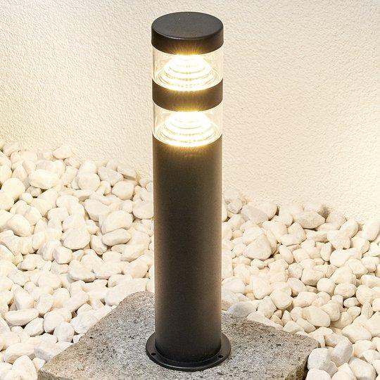 LED-pollarivalaisin Lanea - lämmin valkoinen