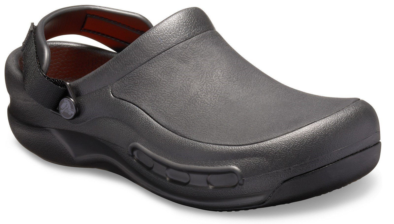 Crocs Unisex Bistro Pro Literide Clog Slip On Sandal Various Colours 28785 - Black 3