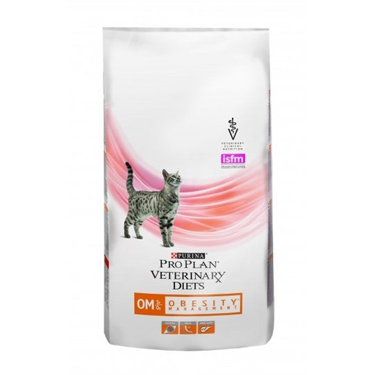 Purina Veterinary Diets Cat OM St/Ox Obesity Management (5 kg)