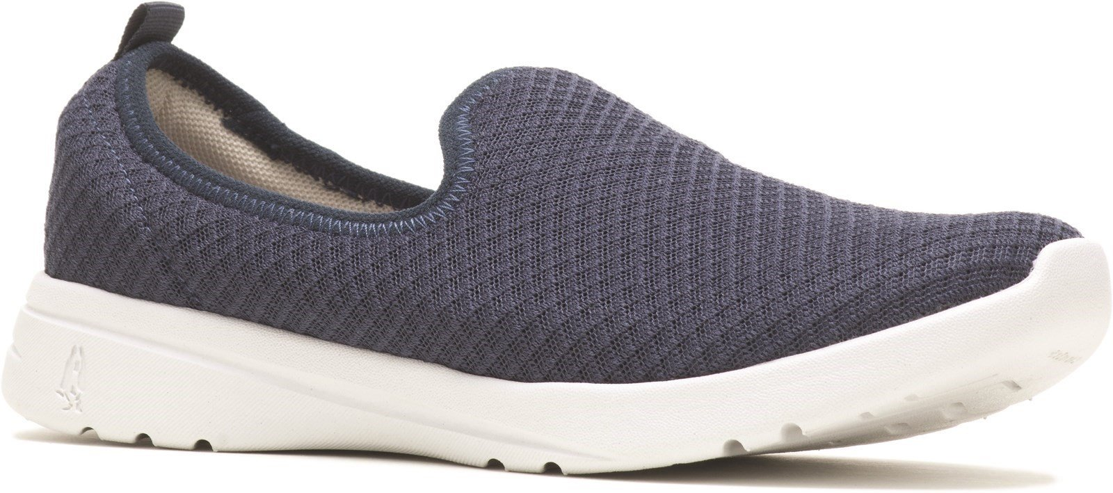 Hush Puppies Women's Good Slip On Shoes Various Colours 32917 - Navy 3