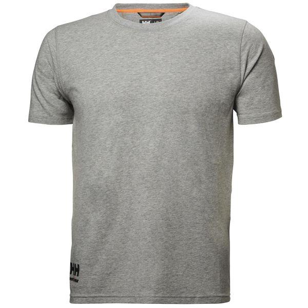 Helly Hansen Workwear Chelsea Evolution T-paita harmaameleerattu Koko S