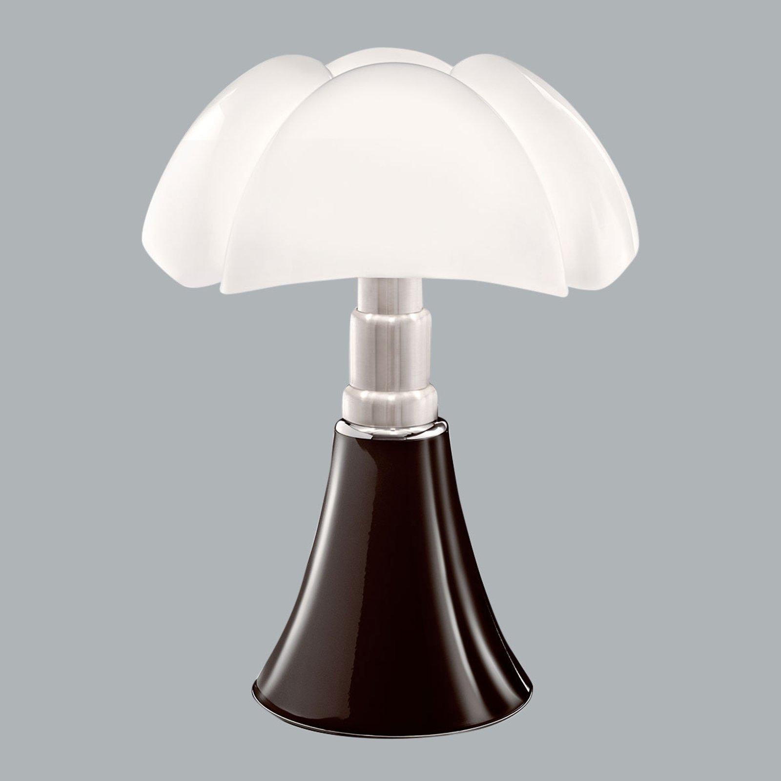 Martinelli Luce Minipipistrello bordlampe brun