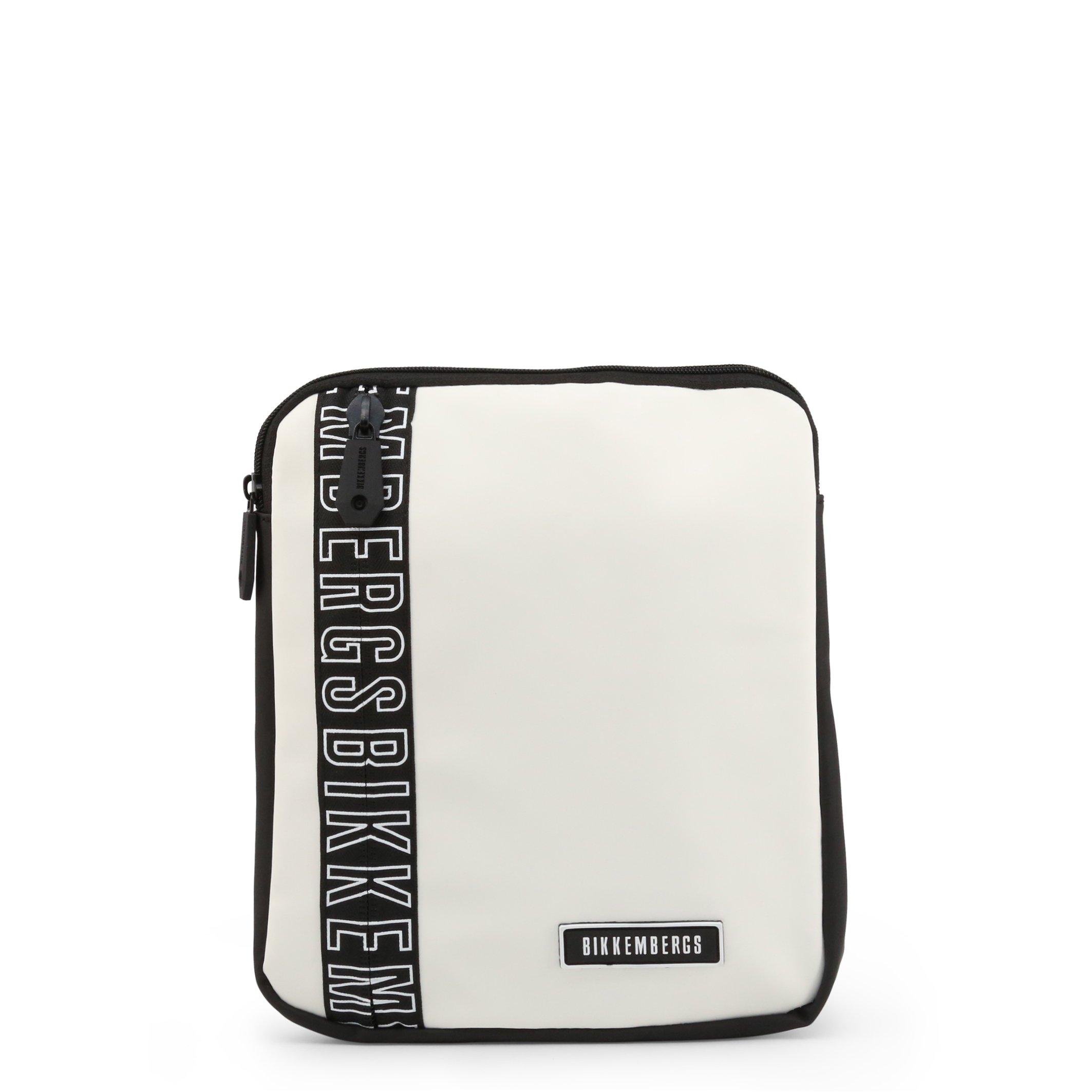 Bikkembergs Men's Crossbody Bag Various Colours E2APME170032 - white NOSIZE