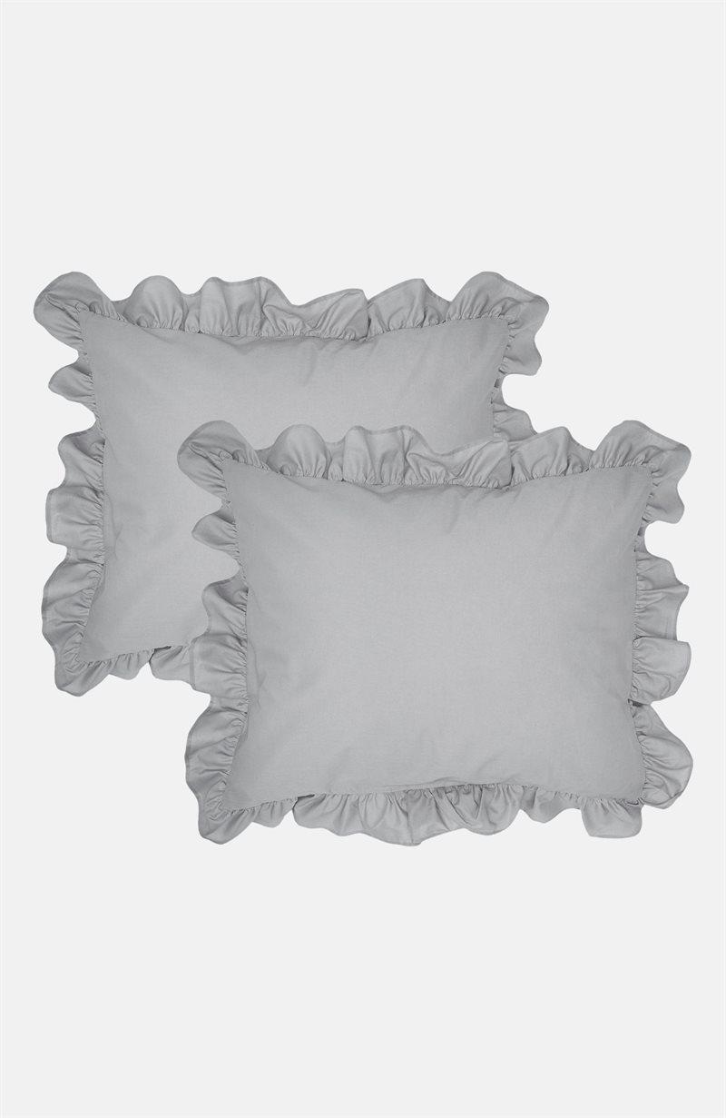 Reunustettu tyynynpäällinen, Joutsenmerkitty 2 kpl/pakkaus