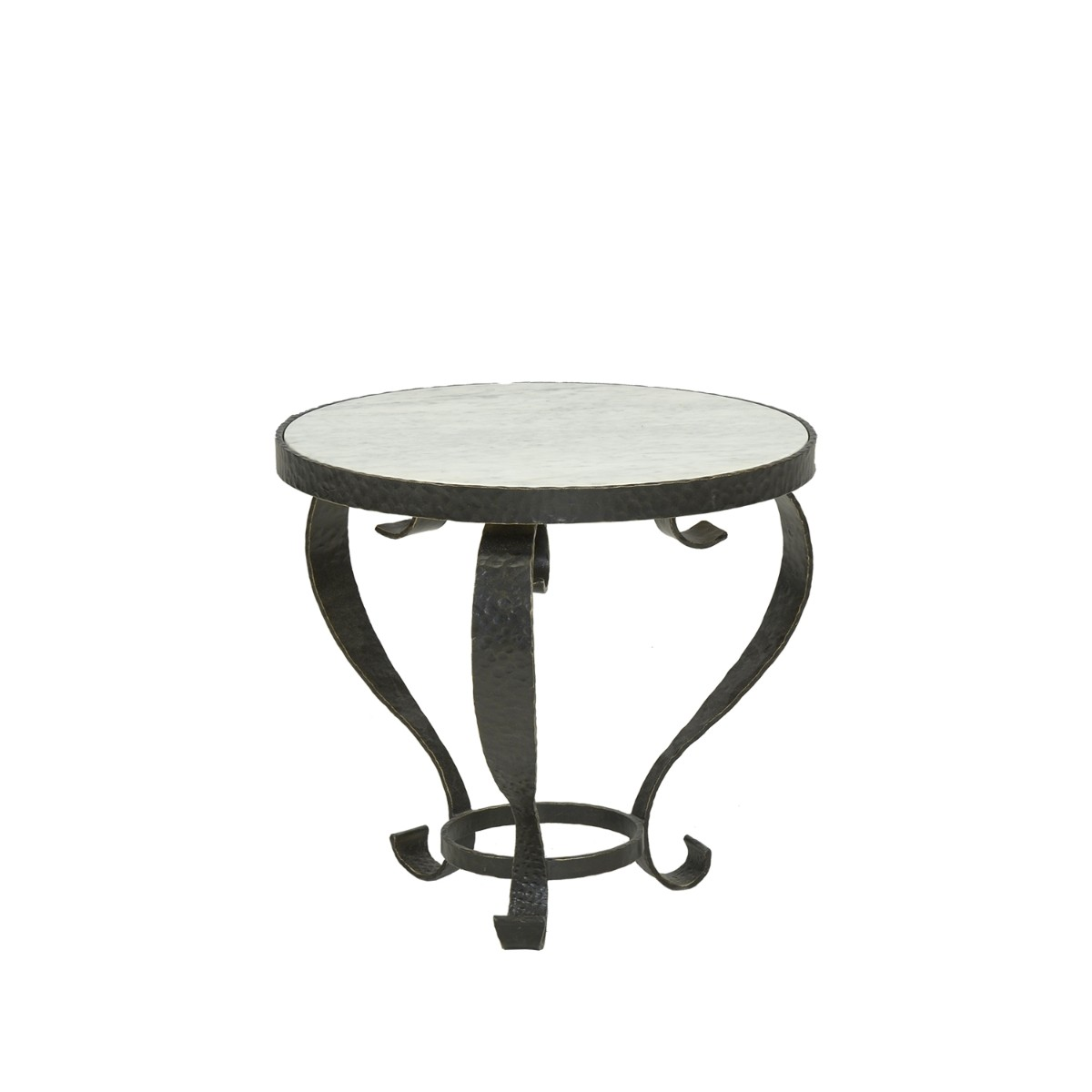 William Yeoward | Cordoba Cocktail Table Bronzed Finish With Marble Top